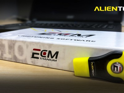 Alientech software update: ECM Titanium 2.0
